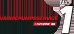 Värmepumpsservice Logo